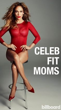 Celeb moms with rockin' fit bodies! Check them out!