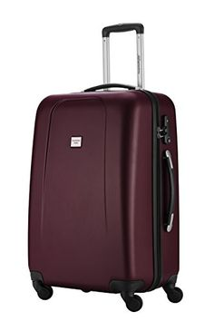 HAUPTSTADTKOFFER Wedding Luggage Suitcase Hardside Spinner Trolley Expandable TSA 24one pcs Burgundy *** For more information, visit image link.Note:It is affiliate link to Amazon.