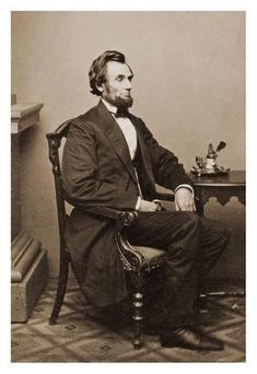 """"""" There are many pictures of Lincoln; there is no portrait of him. """" — John George Nicolay, Secretary to President Lincoln Abraham Lincoln. Abraham Lincoln, Mary Todd Lincoln, Today In History, Us History, American History, British History, Ancient History, Native American, Getty Museum"""