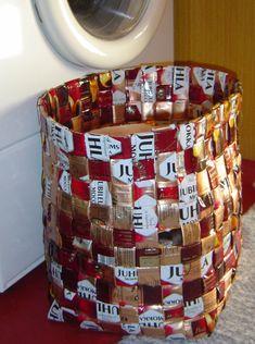 Handicraft, Advent Calendar, Organization, Holiday Decor, Crafts, Home Decor, Baskets, Clever, Storage