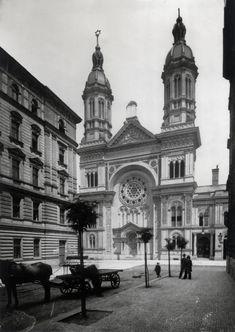 Vinohrady Synagogu, Prague