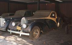 Bugatti Barn Find Resurrected! - https://barnfinds.com/bugatti-barn-find-resurrected/