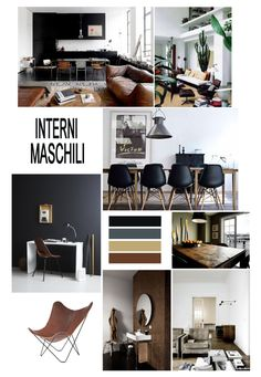Masculine Interior