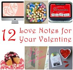 12 Love Notes for Yo
