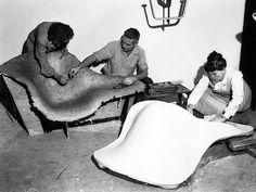 La Chaise* Eames | Design Gallerist | Rare & Unique Products