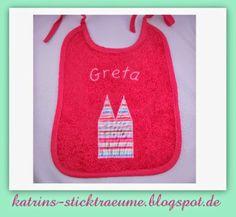 Lätzchen Greta