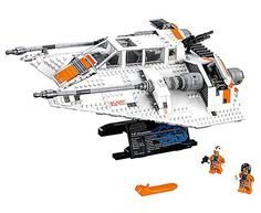 Snowspeeder™ - 75144 | Star Wars™ | LEGO Shop