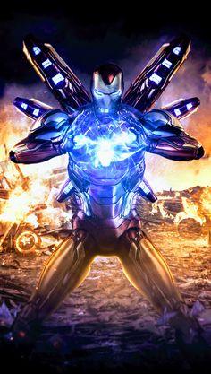 Iron Man, Avengers: End Game Marvel Dc Comics, Marvel Avengers, Films Marvel, Marvel Comic Universe, Marvel Memes, Marvel Characters, Marvel Cinematic, Hawkeye Marvel, Hammer Marvel