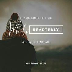 Jetemiah 29:13