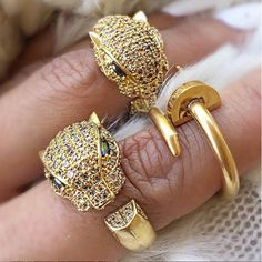 Love these rings from Princess P