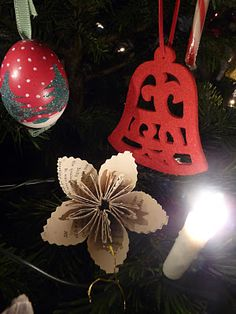 1000 Images About Recycled Ornaments On Pinterest
