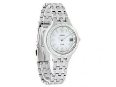 Stainless Steel | Seiko Solar Watch | From Carter's Jewel Chest | Mountain Home, AR |
