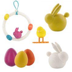 Aarikka I Easter decor Happy Easter, Easter Bunny, Marimekko, Wood Toys, Cute Bunny, Easter Decor, Easter Ideas, Finland, Rooster