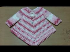 Crochet Baby Mittens, Crochet Baby Clothes, Baby Poncho, Poncho Tops, Poncho Sweater, Baby Skirt, Crochet Summer Tops, Crochet Poncho Patterns, Baby Sweaters