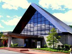 Museu do vidro - Suwa-shi