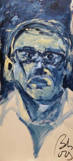 Bachmors selfportrait January 28 #self-portrait #self-portraitproject #bachmors @bachmors artist artist artist #artcollector #artcollective #emergingart #artwork #artcreation #capimans