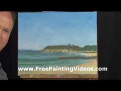 ▶ How To Paint Waves - Oil Painting Lesson - YouTube