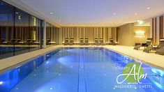 Indoor-Pool Solarium, Das Hotel, Indoor, Outdoor Decor, Home Decor, Single Bedroom, Steam Bath, Relaxing Room, Gym Room