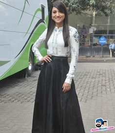 Kyaa Kool Hain Hum 3 Promotion -- Gauhar Khan Picture # 328205