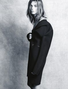 Daria Werbowy by Nico for Madame Figaro France