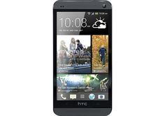 HTC One aka HTC M7 Black and White press renders leak    With just a day to go for HTC's simultaneous events in New York and London, a press render of the the company's unofficial HTC One (M7) has been revealed in a Black/Grey variant, courtesy @evleaks.    Unwired View reports that apart from the new colour there is no additional information, except that the location in the widget reads as New York as opposed to London, which was seen earlier in the Silver/White variant of the smartphone.