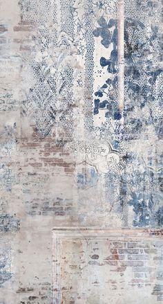 Carta da parati / Wall paper: RICORDI #Tecnografica #ItalianWallcoverings #cartadaparati #wallpaper #blu #blue #arredamentodinterni #interiordesign #cameradaletto #soggiorno #vintage #bagno #shabby #art #muro #ideas #bedroom #livingroom #bathroom #wall