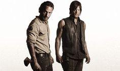 TWD Rick & Daryl! Dynamic duo!