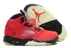 http://www.jordannew.com/womens-nike-air-jordan-5-shoes-red-black-white-new-release.html WOMEN'S NIKE AIR JORDAN 5 SHOES RED/BLACK/WHITE NEW RELEASE Only $89.35 , Free Shipping!