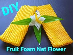 Flower Making, Handicraft, Reuse, Recycling, Room Decor, Apple, Fruit, Tableware, Flowers