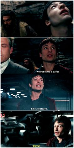 Even though I LIVE for Wonder Woman the the flash was my favourite in the justice league movie Batman Comic Art, Gotham Batman, Batman Vs, Batman Robin, Marvel Dc Comics, Justice League Funny, Justice League 2017, Jason Todd Batman, Ezra Miller