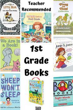 First grade books