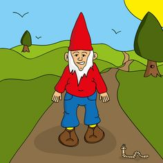 Gnome by Cieleke, via Flickr