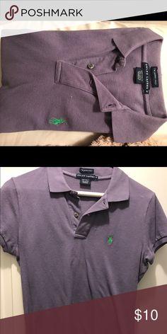 Ralph Lauren polo Skinny for polo, runs small Ralph Lauren Tops Blouses