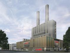 KARE Kraftwerk Drygalski-Allee 25 by Stenger2 3dkad