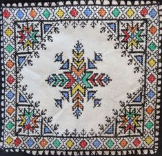 embroidery maroco - Google Search