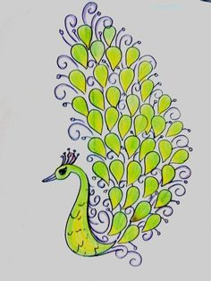 Painting Designs painting designs download the above pattern | chethana | pinterest