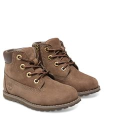 Timberland Toddler Pokey Pine 6-Inch Boot with Side Zip (1-5yrs) #timberland #children #footwear