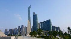 Skyline à Changsha