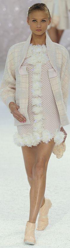 Chanel ● Spring 2012