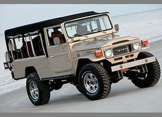 1981 Toyota Land Cruiser FJ45 Troopy Soft Top