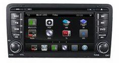 Autoradio audi a3 DVD GPS Bluetooth Android au meilleur prix - Player Top