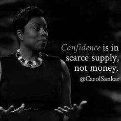 Fear is on sale everyday, but confidence is at an all time premium. Once you claim it, you will attract abundance. #thinkbetter .... www.theconfidencefactorforwomen.com/the-book