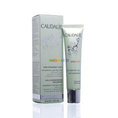 Caudalie Vine[Activ] Hydraterende Verzorging 3-in-1: Crème die de afzet van vervuilende deeltjes beperkt, rimpels zichtbaar gladder maakt en je huid weer laat stralen