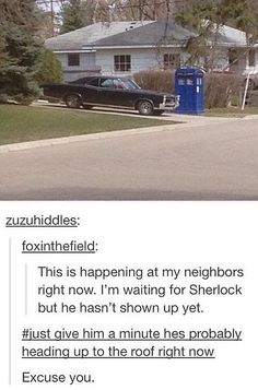 OMFG IF THIS WAS HAPPENING AT MY NEIGHBORS HOUSE I WOULD RUN OVER AND FANGIRL