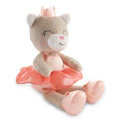 Sweet Apricot Ballerina Doll