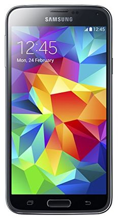 Samsung Galaxy S5 Android SmartPhone ATT No Contract  Black -- You can get more details by clicking on the image.