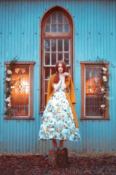Welcome to Wonderland, editorial by Charlotte Rutherford for Suitcasemag