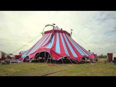 Timelapse Circus Herman Renz - Prorama