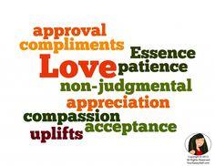 Love Wordle-YourSassySelf.com #lovinginthemoment