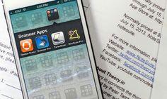 Las 4 Mejores Aplicaciones para Escanear Documentos en iPhone 4s, 5 y 5s